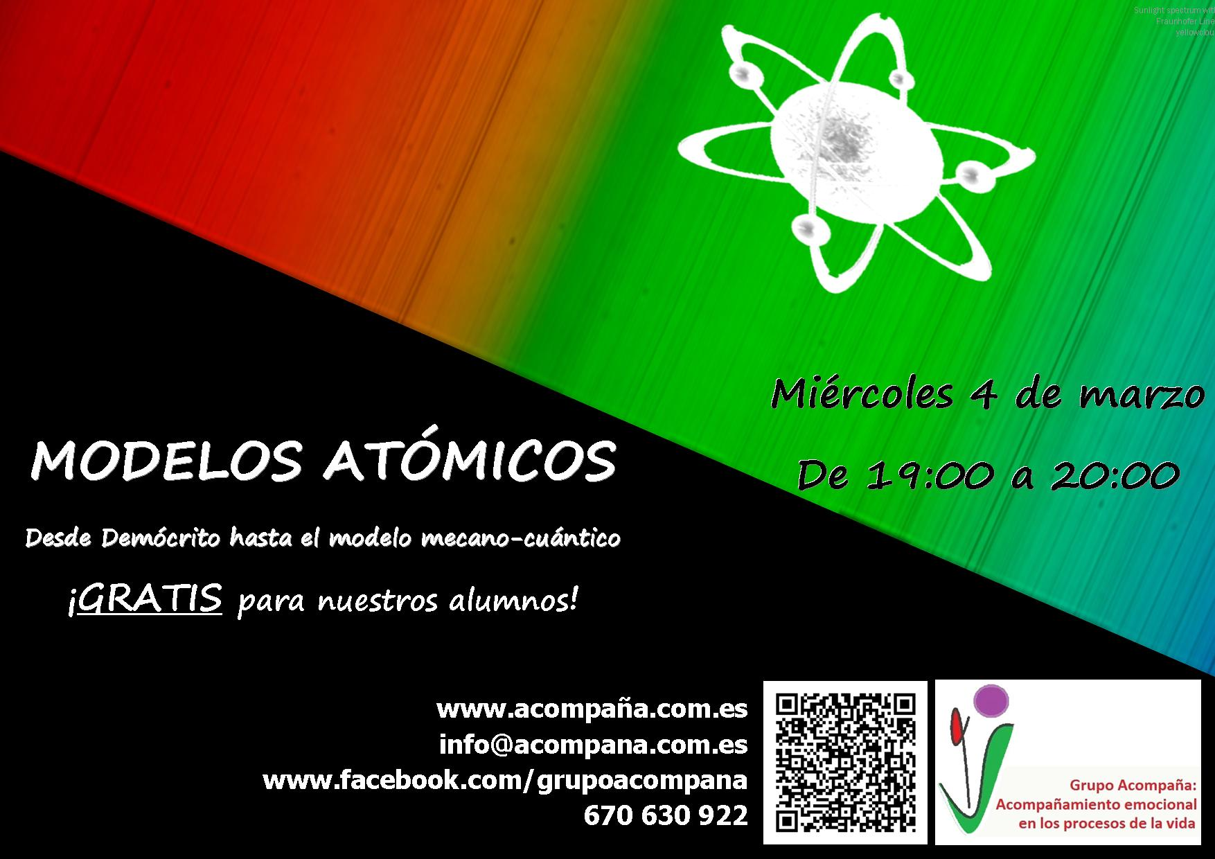 modelos atomicos 4demarzo